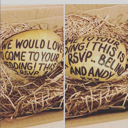 text a potato message send in the post mail parcel gift dragons den bbc funny novelty spud potatoe