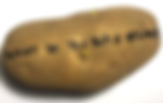 mail a potato in teh post text a potato