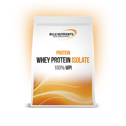 Bulk Nutrients Whey Protein Isolate 3kg