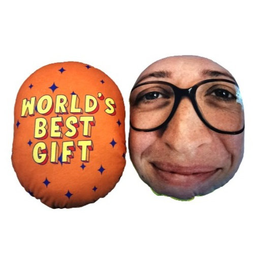 'BEST GIFT' FACE CUSHION