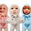 Thumbnail: BABY FACE DOLL