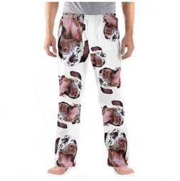 Text A Potato Pyjamas Pjs Your Face Photo Image on Pants Personalised Gift Idea Funny Original Bed Pet Dog Cat