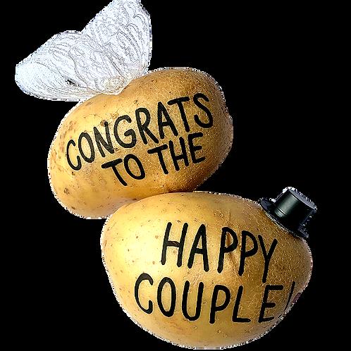 WEDDING POTATO