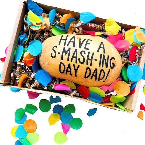 FATHER'S DAY POTATO