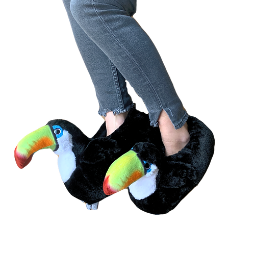 TOUCAN SLIPPERS