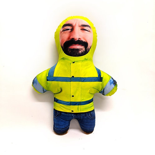 TRADIE FACE DOLL