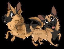 bitey dogs