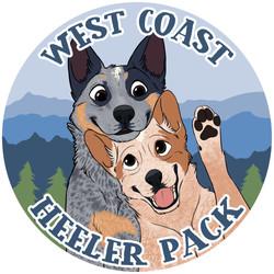 west coast heeler pack