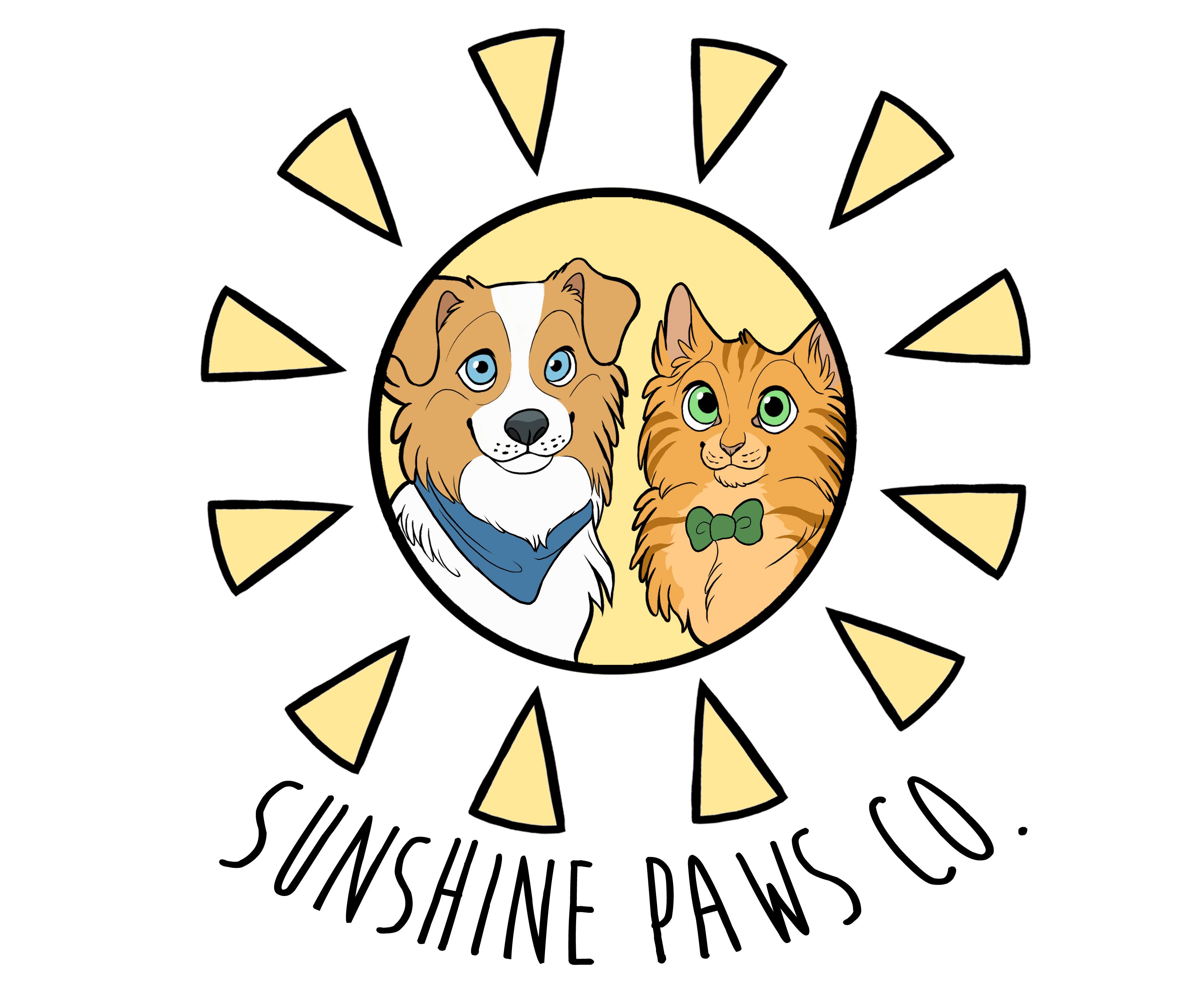 sunshine paws