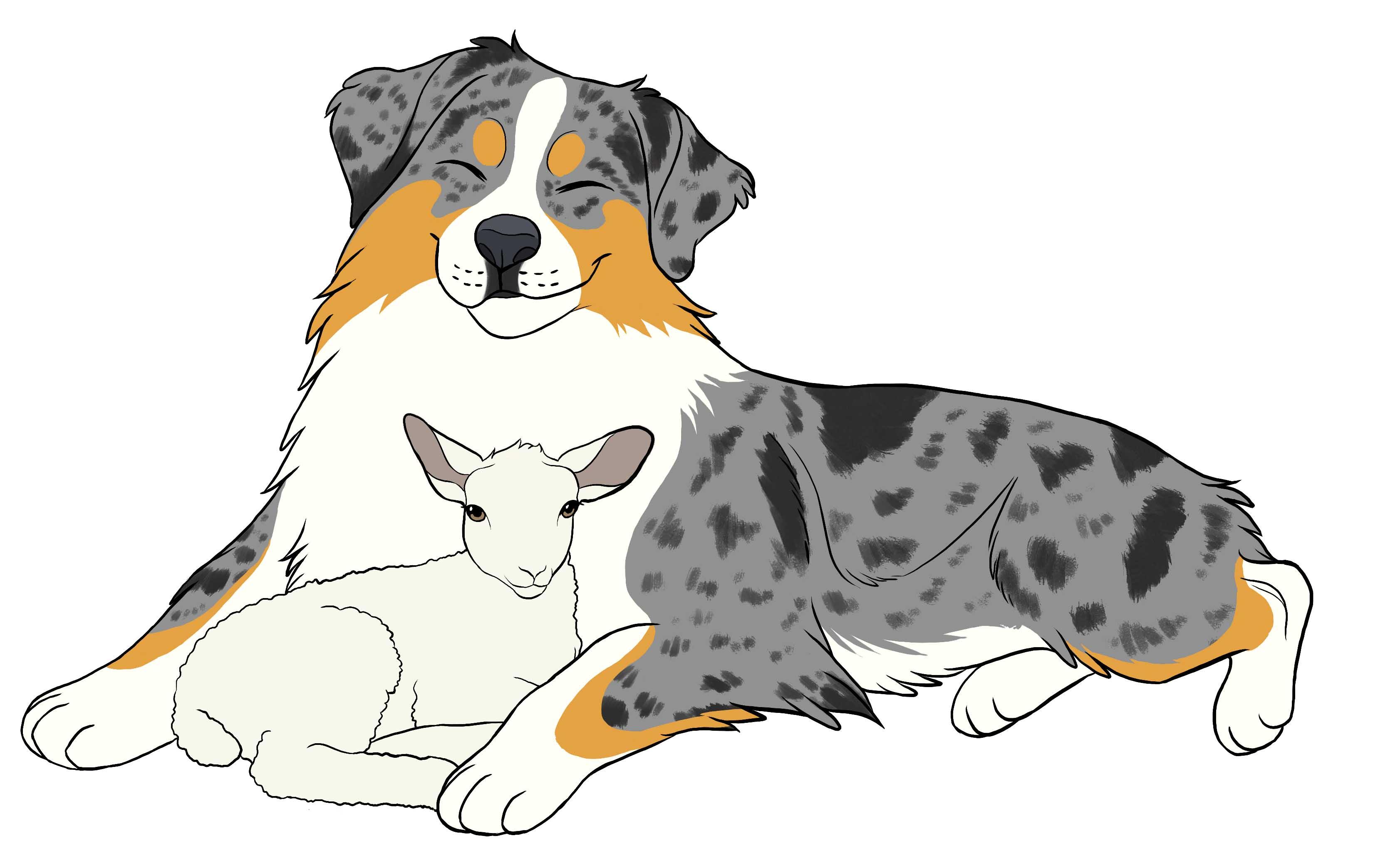 lamb protector