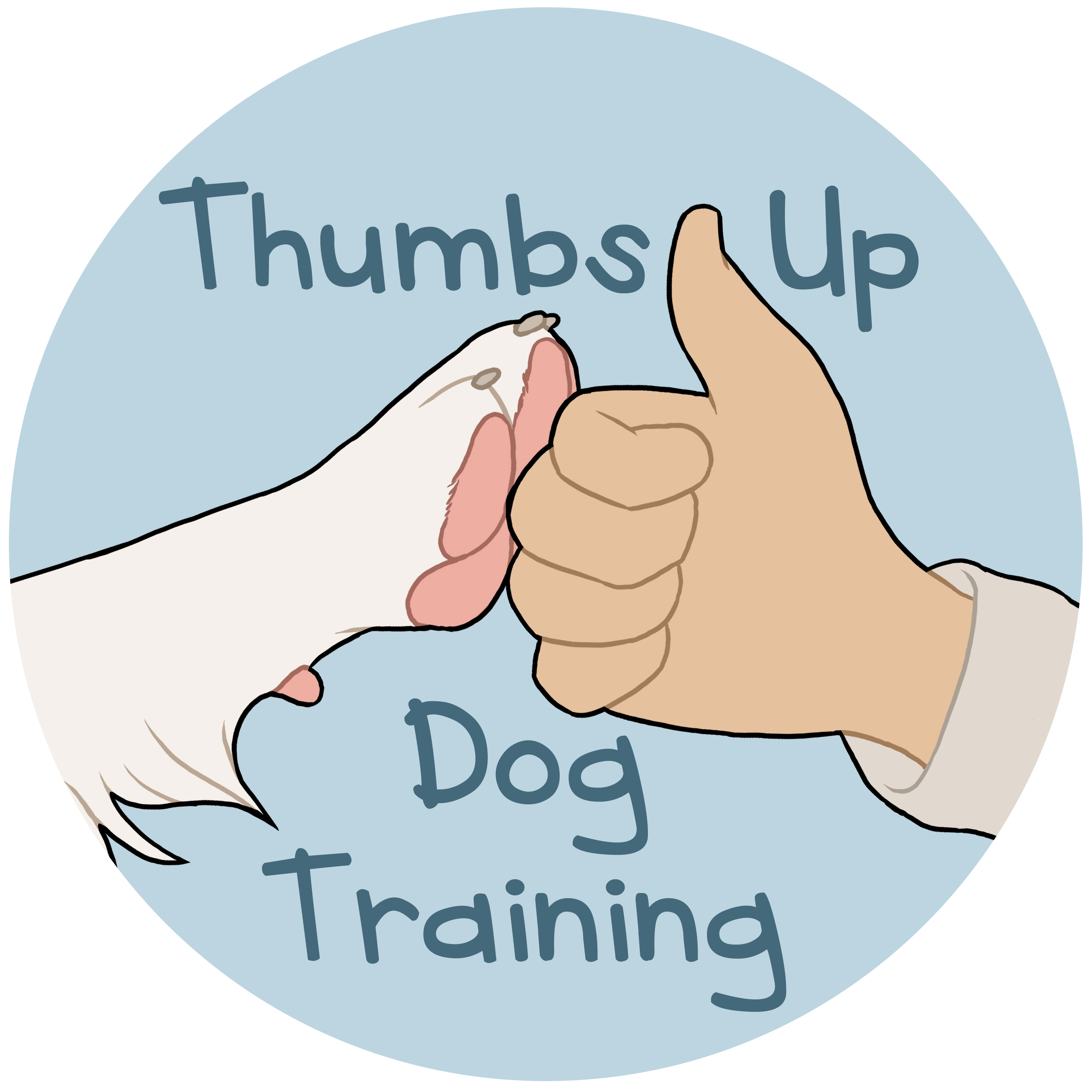 thumbs up training3