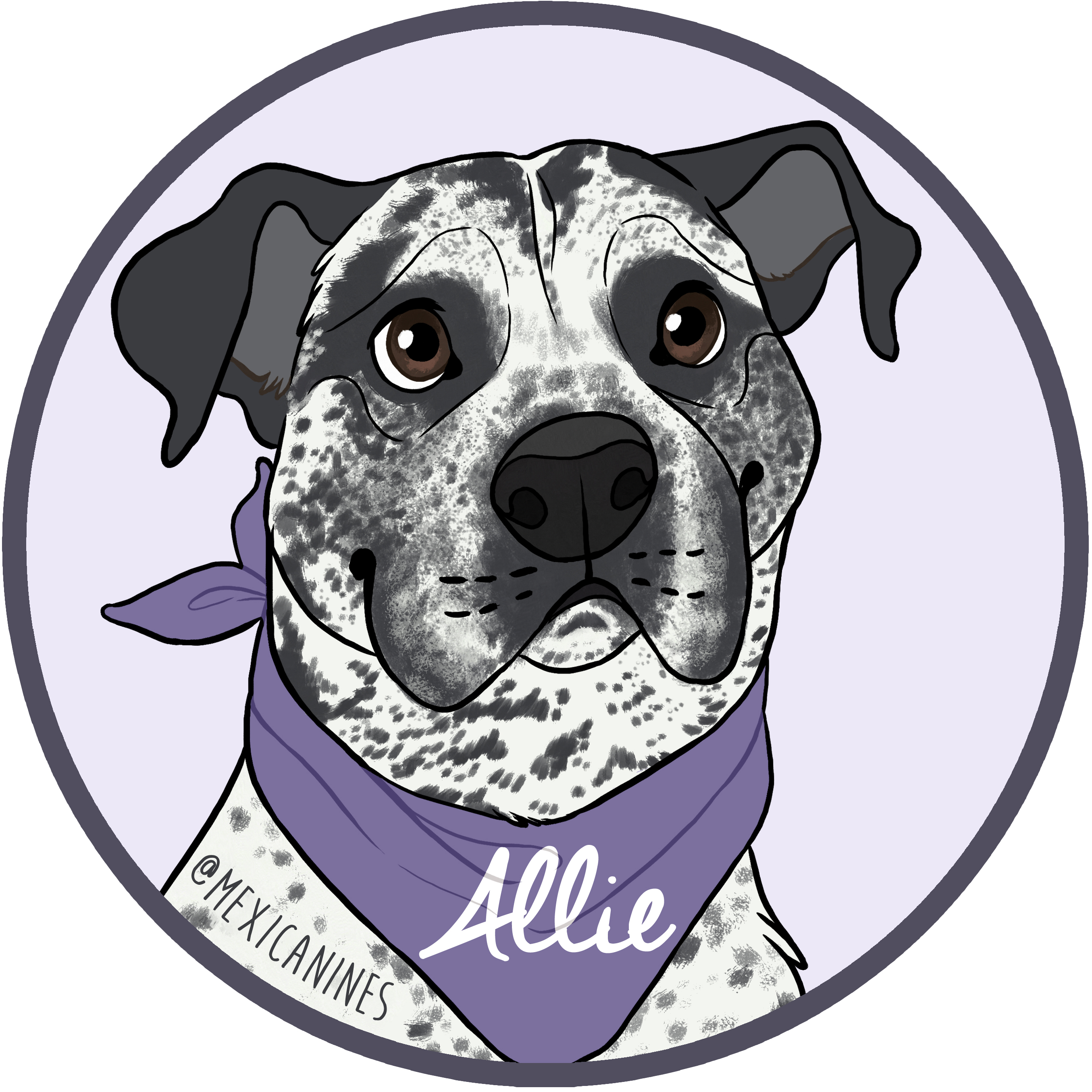speckled allie
