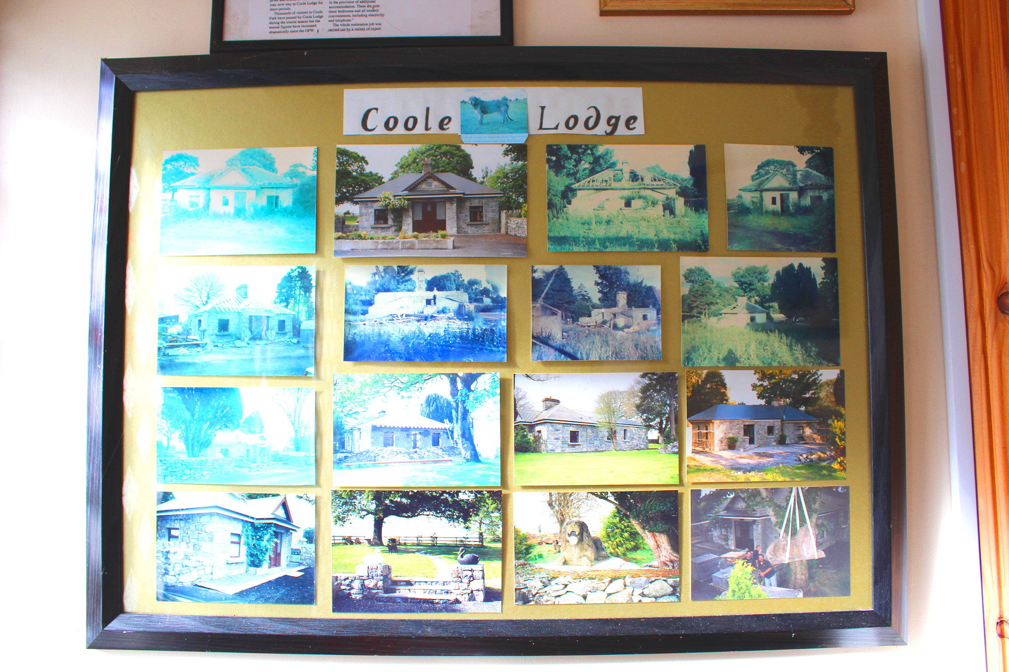 Coole Park Lodge