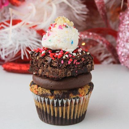 Brownie Cake Batter