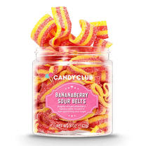 Bananaberry Sour Belts