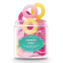 Lemonade Rings