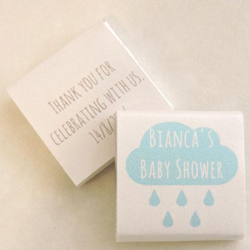 Showers mini chocolate
