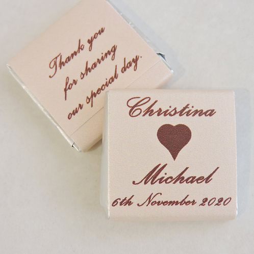 Purity mini chocolate - Classic