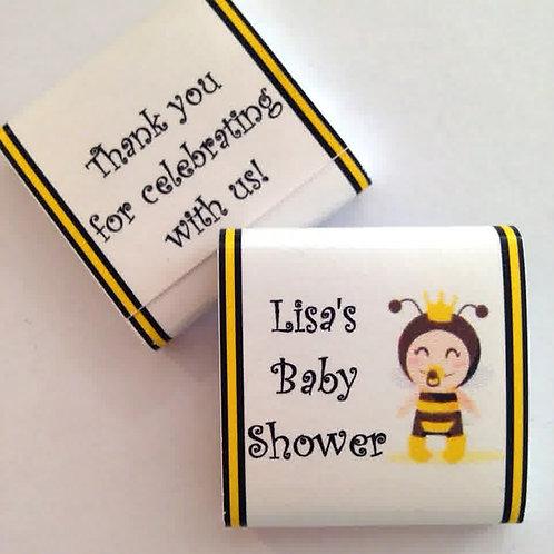 Bee Happy mini chocolate