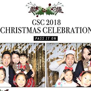 GSC Christmas