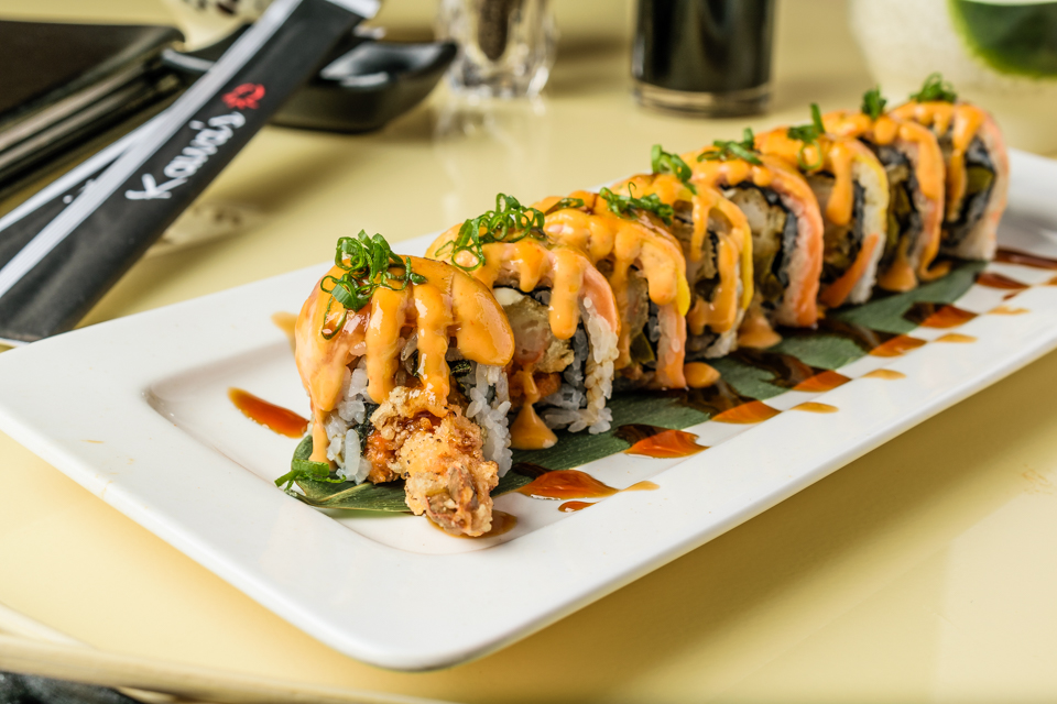 Kawa's Roll