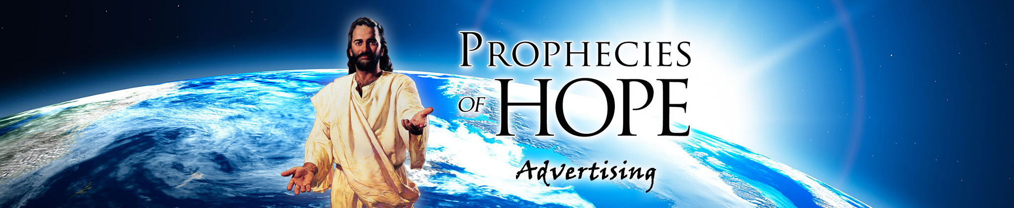 Prophecies of HOPE Web banner