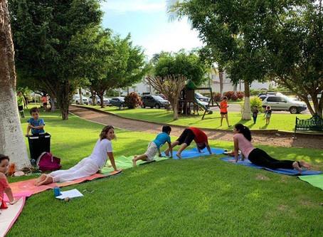¿Yoga para niños? «La clave es no estar más de cinco minutos haciendo lo mismo»