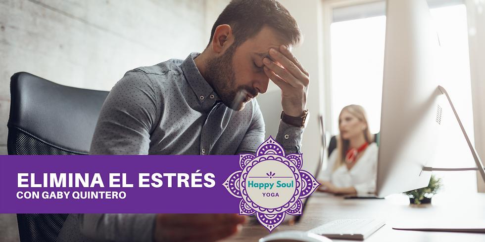 Elimina el Estrés (Facebook Live)