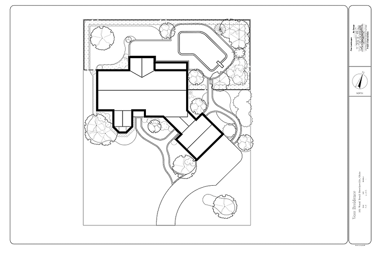 Landscape Concept Design