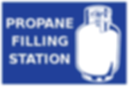 Propane Filling Station
