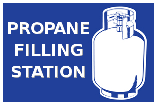 Propane Filling Station