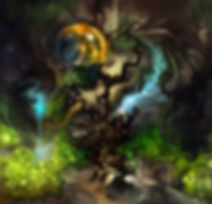 Dr Macia's Unreal Tree, One Throne Magazine
