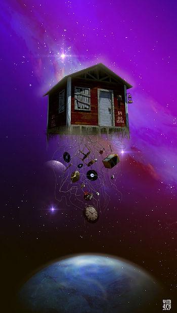 Red Cabin, One Throne Magazine