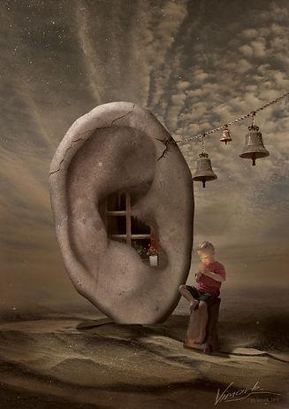 Anatomy of the Inner Ear, One Throne Magazine