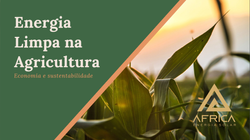 Capa de projeto - Energia limpa na agric