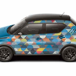 Maruti Suzuki Decals