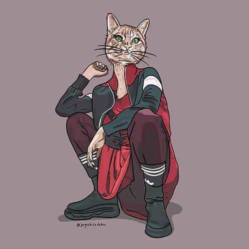 Street Cat 4