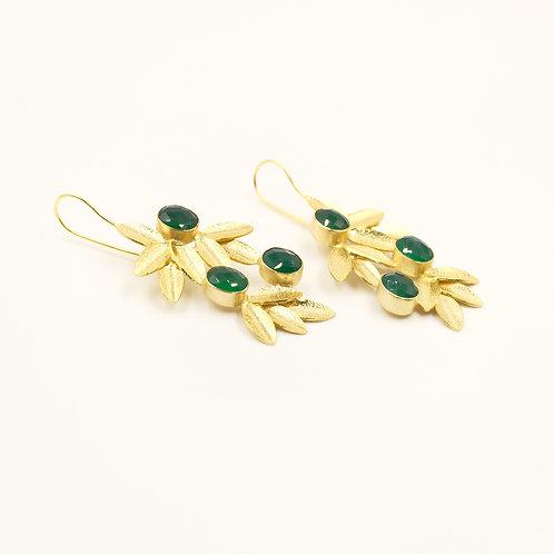 Vine Leaves Earrings