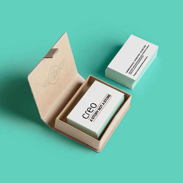 Creo | Fashion Store Branding