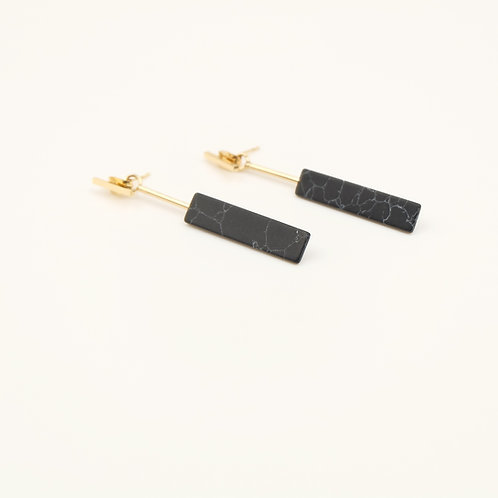 Marble Slabs Earrings