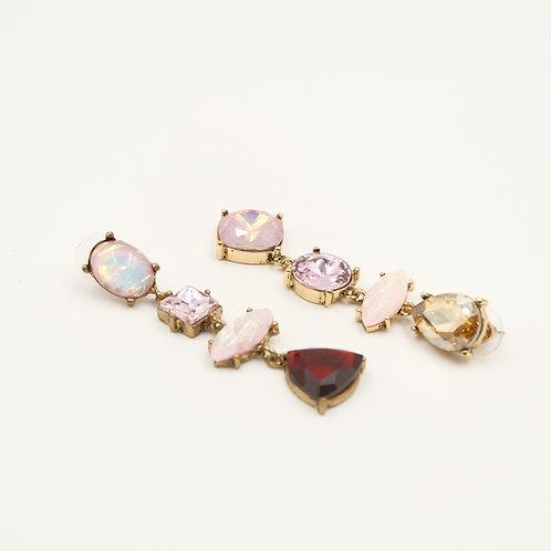 Pink Mix & Match Drops Earrings