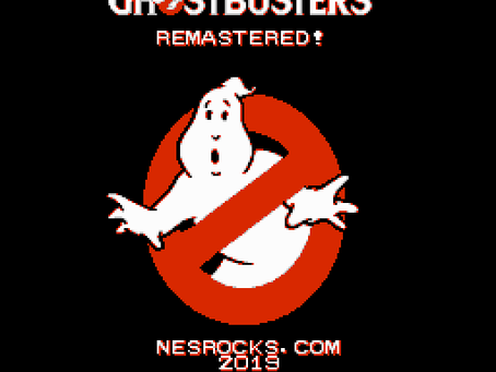 Original NES Ghostbusters Remastered!