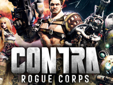 Contra Rogue Corps Demo