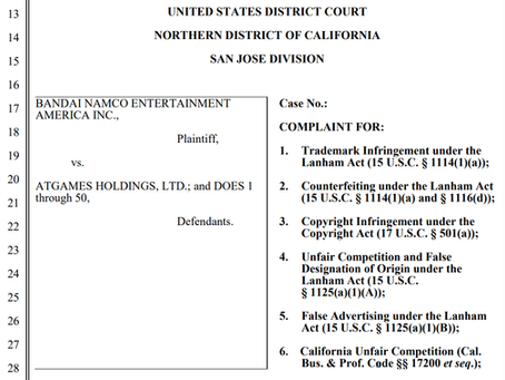 AtGames Being Sued For False Advertising & More!