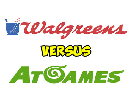 AtGames Being Sued By Walgreens For Breach Of Contract