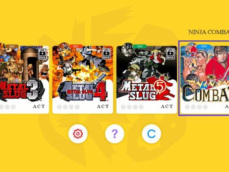 Unlock All Games On The Neo Geo Arcade Stick Pro