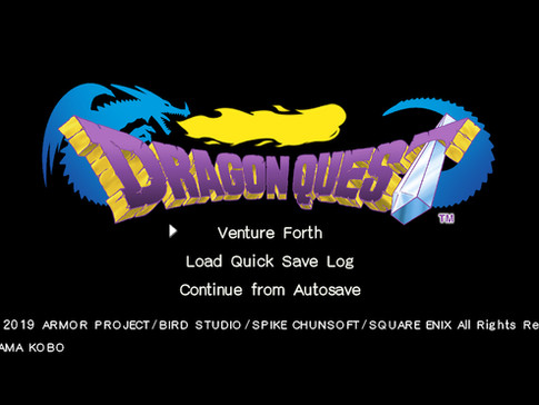 Dragon Quest Collection North America Pricing