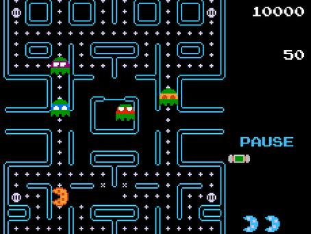 Pac-Man Teenage Mutant Ninja Turtles Style! Rom Patch!