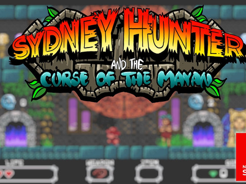 Sydney Hunter And The Curse Of The Mayan Released On Nintendo Switch & Steam!