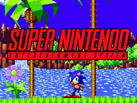 Sonic The Hedgehog SNES Tech Demo! Download Rom!